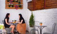Penzion Mácha - jídelna